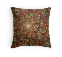 Maelstrom Squared Throw Pillow