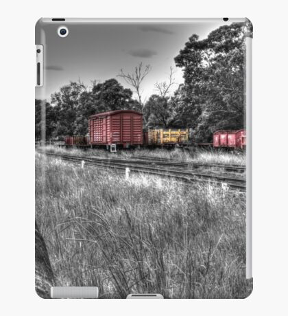 TRAIN DELIGHT AUSTRALIA iPad Case/Skin