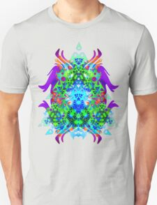 Psychedelic Trance inspired Unisex T-Shirt