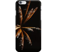 Slow Motion Sparkle Streams iPhone Case/Skin
