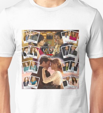 6 Years of Castle Unisex T-Shirt