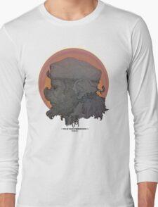 Serie 3/4. Nº 7 Long Sleeve T-Shirt