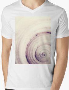 Soft Shell Mens V-Neck T-Shirt