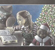 Christmas Wish by LawrenceJones