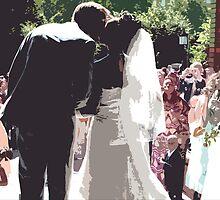 wedding by linmir