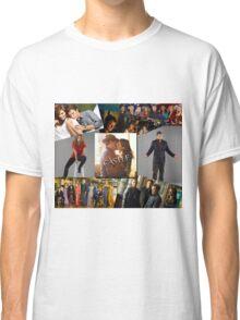 Castle Collage Classic T-Shirt