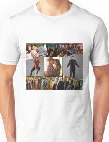 Castle Collage Unisex T-Shirt