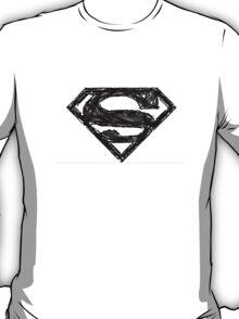 Superman Sketch T-Shirt