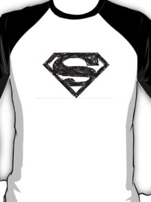 Superman Sketch T-Shirt