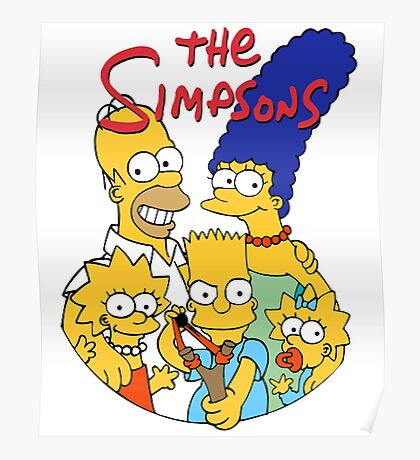 simpsons 2 Poster
