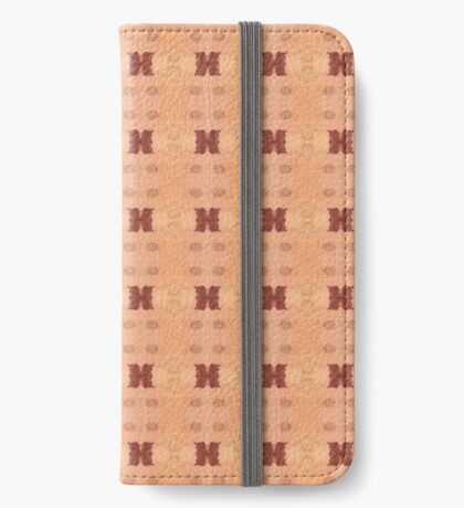 Butterfly Chrisantemums iPhone Wallet/Case/Skin