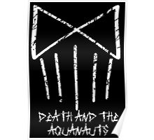 Death and the Aquanauts Poster