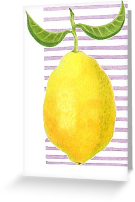 L is for Lemon by Mariana Musa