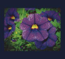 Purple lovers' flower Baby Tee