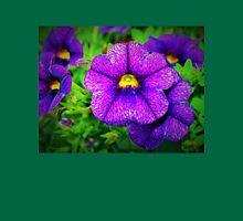 Purple lovers' flower Unisex T-Shirt