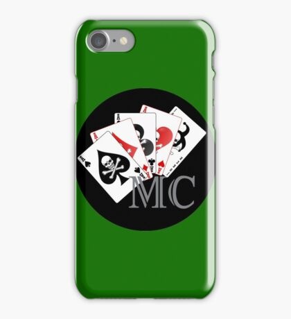 MC Dot Sticker iPhone Case/Skin