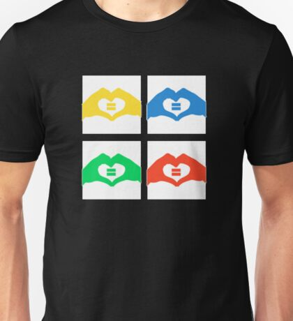 gay community Unisex T-Shirt