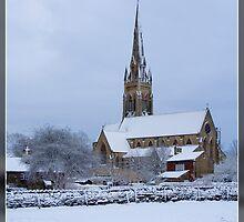 Bradford Church by Pete Chapman