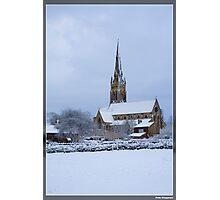 Bradford Church Photographic Print