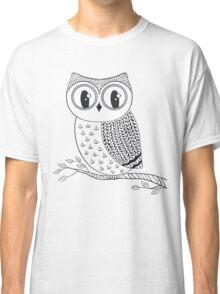 Cute owl Classic T-Shirt
