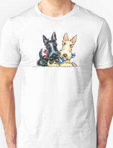 Gingham Cuties Unisex T-Shirt