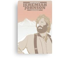 Jeremiah Johnson Canvas Print