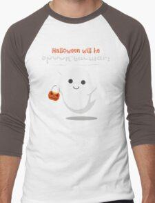 Halloween will be spook-tacular Men's Baseball ¾ T-Shirt