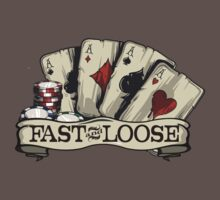 Poker cards aces chips fast and loose by BigMRanch