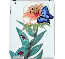 Just a drawing... iPad Case/Skin