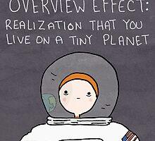 The Astronaut by cuddlesandrage