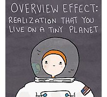 The Astronaut Photographic Print
