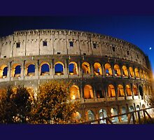 Colosseo Roma by Tottobydesign