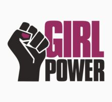 Girl Power by LaundryFactory