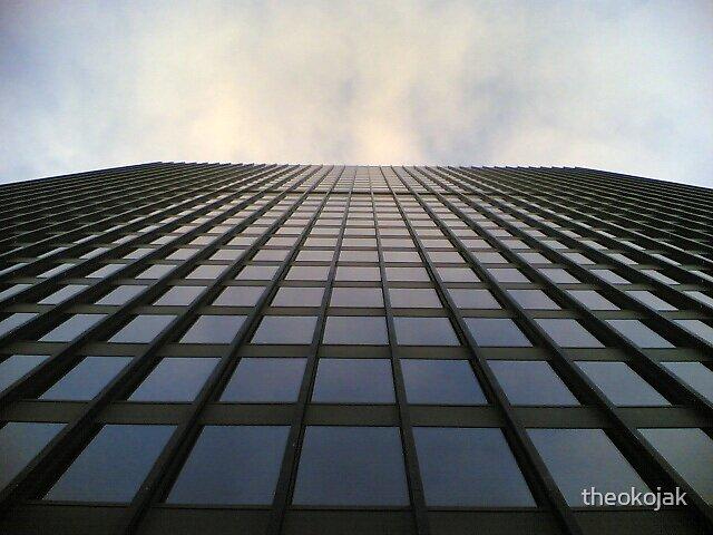 upward grid by theokojak