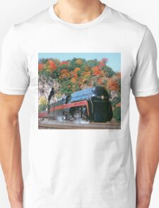 Norfolk & Western #611 - Eggleston, VA T-Shirt