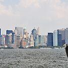 Skyline - New York City by Hilda Rytteke