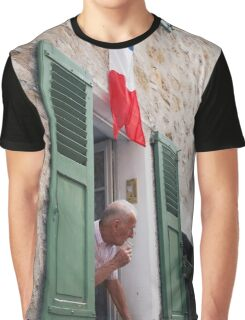 Life in France Graphic T-Shirt