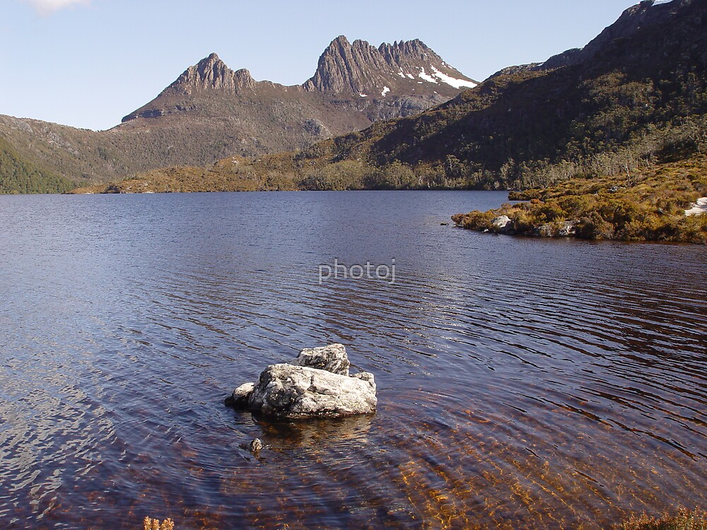 australia - tas, Cradle Mt by photoj