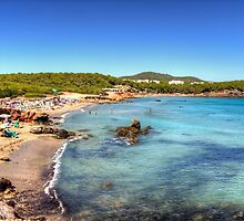 Cala Nova, Ibiza by Tom Gomez