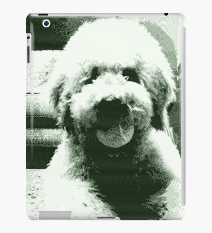 Fluffy's Ball iPad Case/Skin
