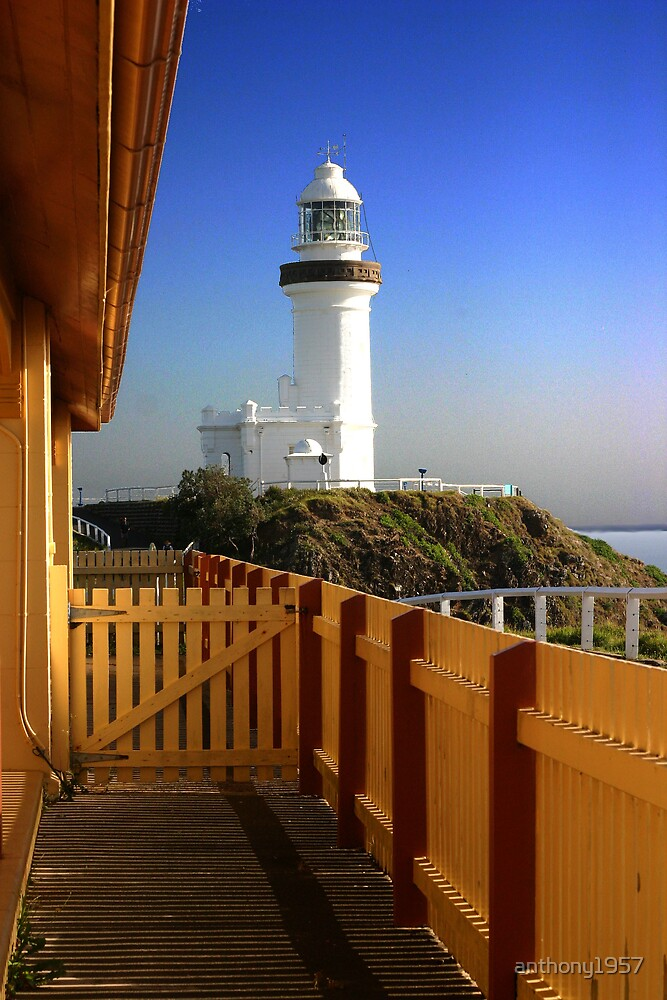 Cape Byron Lighthouse by anthony1957