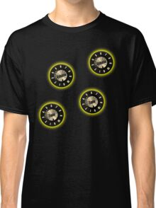 Vintage witch hat guitar knobs Classic T-Shirt