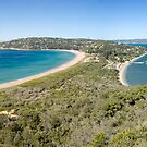 Barrenjoey Panoramic by MikeBJ