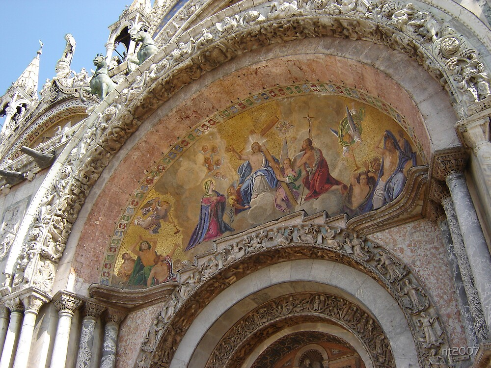 St.Mark's Basilique by nt2007