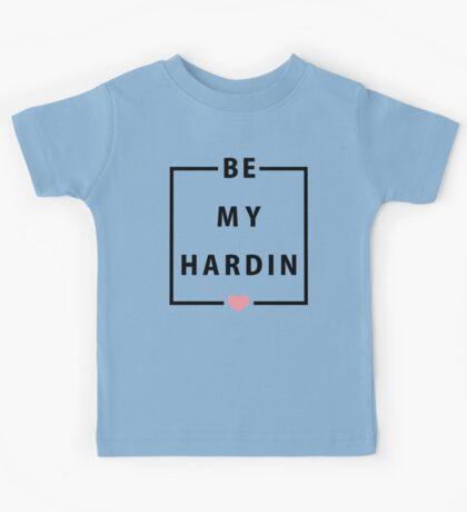 Official Anna Todd - Be My Hardin Tee Kids Tee