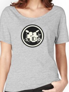 Drummer Sign Women's Relaxed Fit T-Shirt