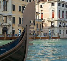 Venice - Gondola by johncrew