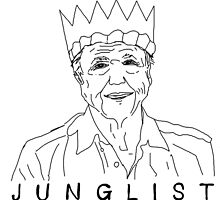 David 'Junglist' Attenborough by tribeless