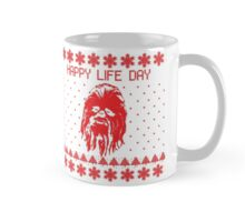 Happy Life Day Shirt / Sweater / Coffee Mug / Pillow - Star Wars Holiday Special - Christmas Sweater Design Mug