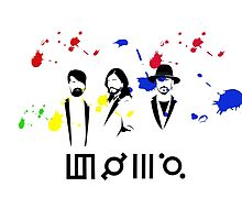 30STM Thirty seconds to mars by Tottobydesign